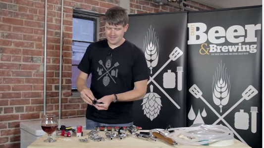Homebrewing courses